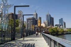 澳大利亚,墨尔本 免版税图库摄影