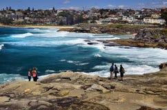 澳大利亚,悉尼, Bondi 免版税库存照片