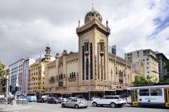 澳大利亚,维多利亚,墨尔本,论坛 免版税库存照片