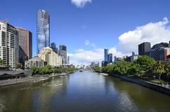 澳大利亚,维多利亚,墨尔本 免版税库存照片
