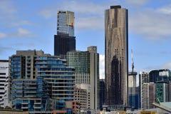 澳大利亚,维多利亚,墨尔本 免版税图库摄影