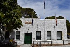 澳大利亚,老水手商店在Rottnest海岛 库存照片