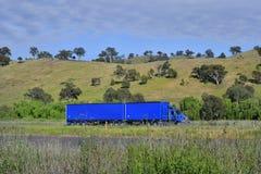 澳大利亚, NSW,运输,卡车 库存图片