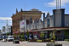 澳大利亚, NSW, Goulborn村庄 免版税图库摄影