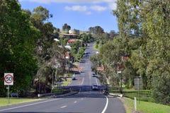 澳大利亚, NSW, Gundagai 库存照片