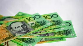 澳大利亚财政状态 股票视频