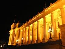 澳洲大厦墨尔本议会 免版税库存图片