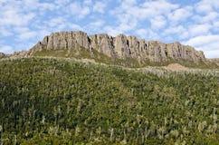 澳洲奥林匹斯山塔斯马尼亚岛 免版税库存图片