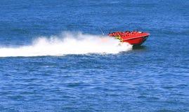 澳洲小船喷气机 图库摄影