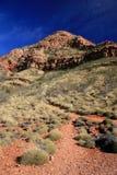 澳洲峡谷ormiston 免版税图库摄影