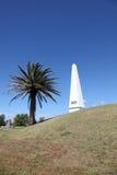 澳洲新堡方尖碑 免版税图库摄影