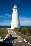 澳洲海角willoughby南部房子的光 免版税库存图片