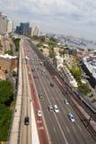 澳洲高速公路悉尼 免版税库存图片