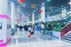 澳门国际机场 库存照片