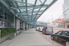 澳门国际机场 免版税库存图片