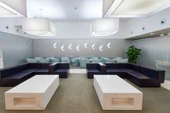 澳门航空休息室 免版税库存照片
