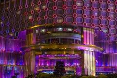 澳门赌博娱乐场里斯本 免版税库存图片
