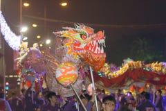 澳门:农历新年庆祝2015年 库存照片