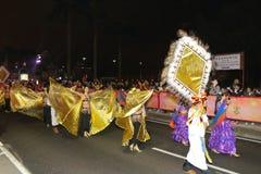 澳门:农历新年庆祝2015年 库存图片