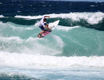 澳洲冲浪 库存图片
