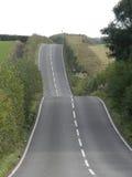 澳洲国家(地区)多小山最近的新的oberon路南平原威尔士 库存图片