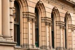 澳洲大厅悉尼城镇 免版税库存照片