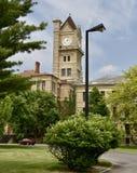 澳洲市时钟大厅找出珀斯西部塔的城镇 库存图片
