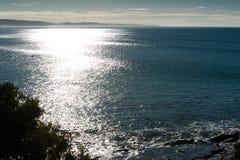 澳洲极大的海洋路s 图库摄影