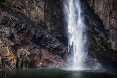 澳洲瀑布 库存图片