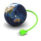 澳洲能源绿色日本 免版税库存照片