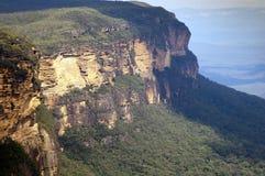 澳洲蓝色山 免版税图库摄影