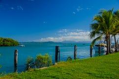 澳洲道格拉斯端口昆士兰 库存照片