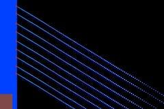 激光射线 免版税库存图片