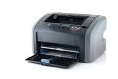 激光打印机 库存图片