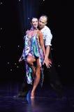 激情舞蹈 免版税库存图片