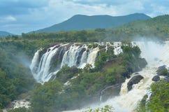 瀑布印度 免版税图库摄影