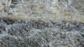 瀑布发怒的小河 股票视频