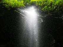 瀑布在天堂 免版税图库摄影