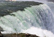 瀑布在尼亚加拉 库存图片