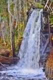 瀑布在挪威 图库摄影