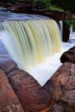 瀑布在柬埔寨 免版税图库摄影