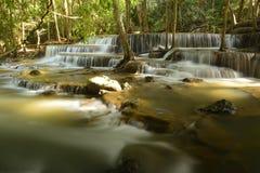 瀑布在泰国1 图库摄影