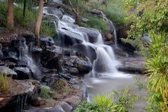 瀑布在Loei,泰国 免版税库存照片