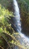瀑布在Tooele 库存照片