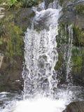 瀑布威尔士 图库摄影