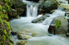 瀑布小瀑布 免版税图库摄影