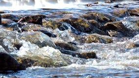瀑布山小河小河河小河流动的自来水 股票录像