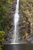 瀑布沟壑 库存照片