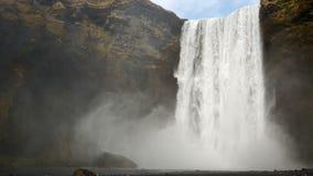 瀑布河冰岛 股票录像
