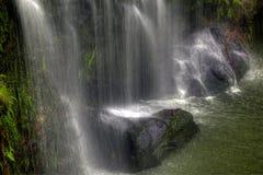 瀑布马来西亚 库存图片